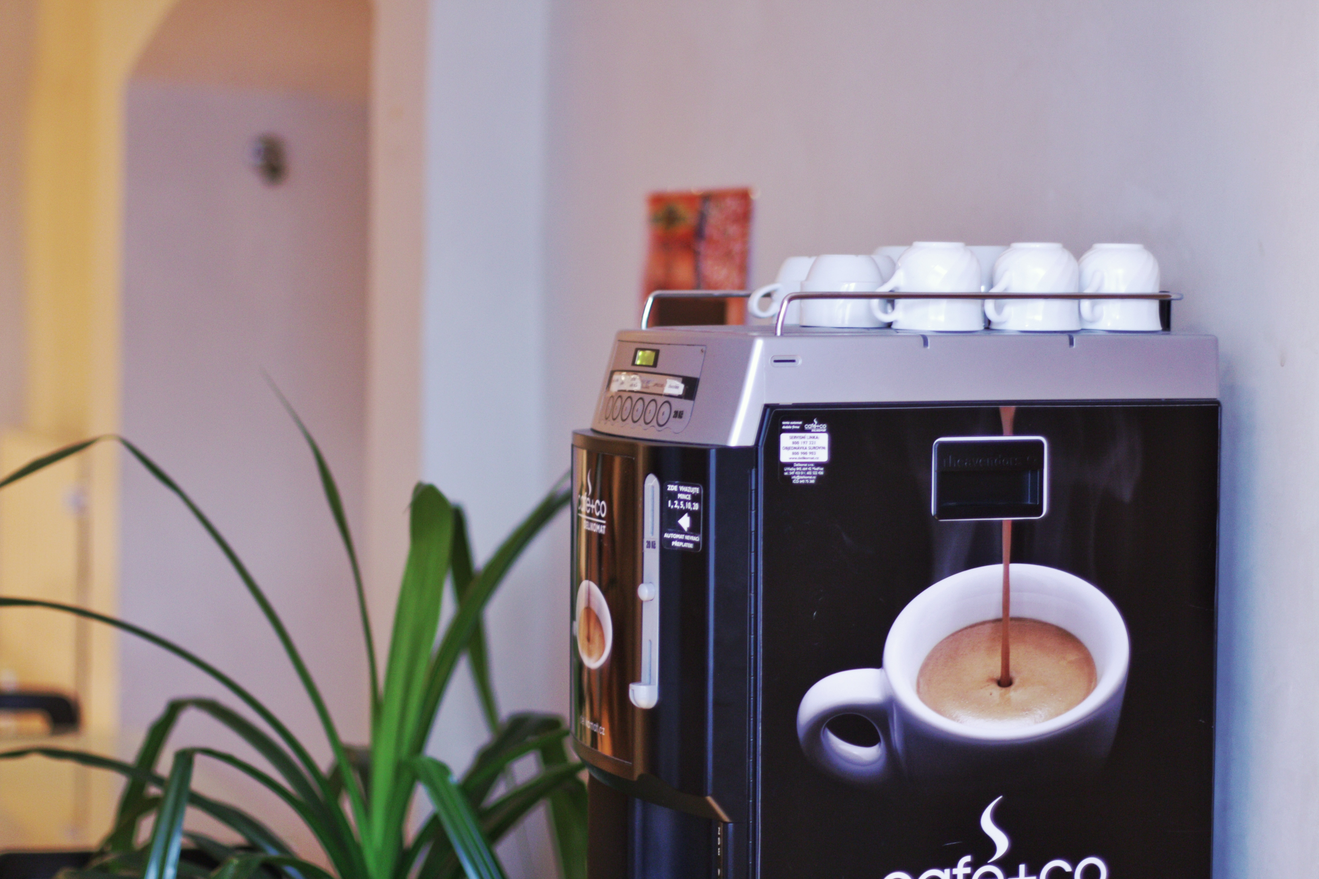 3 posch kavomat